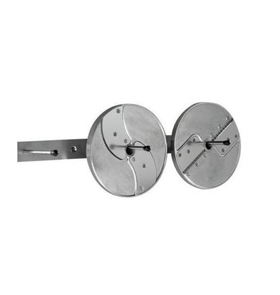 Robot Coupe Stainless steel Disc holder for wall mounting | Robot Coupe 101 230