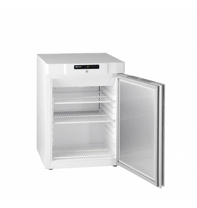 Gram Substructure Freezer White | Gram COMPACT F 210 LG 3W | 125L | 595x640x830 (h) mm
