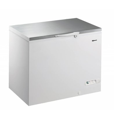 Gram Freezer with stainless steel lid Gram CF 35 S | 347L | 1050x730x860 (h) mm