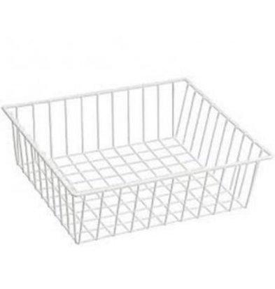 Gram Wire Basket White | Gram 81-872-1022 | 486x433x140mm