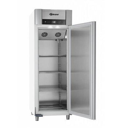 Gram Horeca Freezer White | Gram SUPERIOR PLUS F 72 L LAG 4S | 477L | 720x905x2125 (h) mm