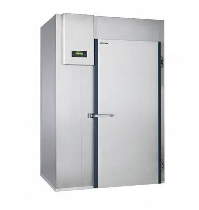 Gram Pet Blast chiller / Freezer Stainless Steel | Gram PROCESS KPS 120 SF CS B | 1500x1326x2235 (h) mm