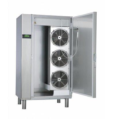 Gram Pet Blast chiller / Freezer Stainless Steel | Gram PROCESS KPS 90 SF-2 | 1100x840x1985 (h) mm