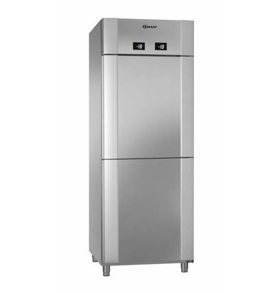 Gram 2 Temperaturen Vriezer/Vriezer | Gram ECO TWIN FF 82 CCG COMBI L2 4S | 2x 228L | 820x785x2125(h)mm