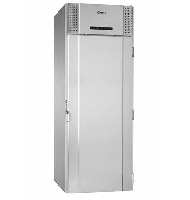 Gram Roll-in Koelkast RVS + Dieptekoeling | Gram PROCESS M 1500 CSG | 1422L | 880x1088x2330(h)mm