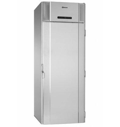 Gram Pet Refrigerator Stainless Steel   Gram PROCESS K 1500 CSG   1422L   880x1088x2330 (h) mm