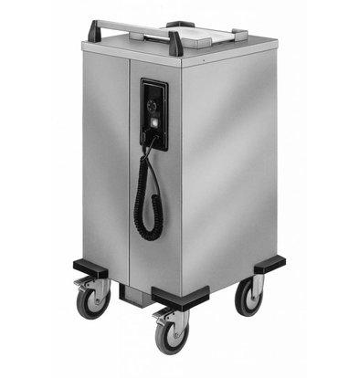 Mobile Containing Verrijdbare Stapelaar Verwarmd | Mobile Containing 1 THS-MS/O | Stapelunit op Maat Gemaakt