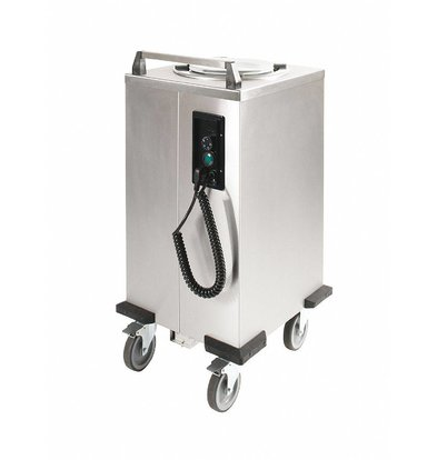 Mobile Containing Heated moveable Stacker | Mobile Containing 1 THN MS-280 | signs 240-278mm