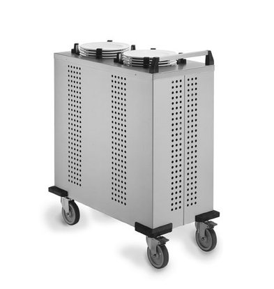 Mobile Containing Wheeled Stacker Cooling | Mobile Containing 2 TN-MS 310 | signs 270-308mm