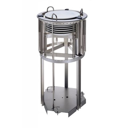 Mobile Containing Recessed Stacker unheated | Mobile Containing 245 T | signs 150-220mm