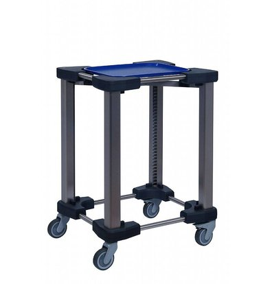 Mobile Containing Tray Stacker | Mobile Containing DBS 320/420 | trays 320x420mm