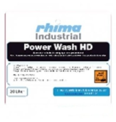 Rhima Detergent Wash Pro HD | PE-Can 20 Liter | Baked-on / Crates Washing Machines
