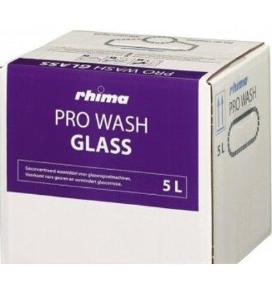 Rhima Vaatwasmiddel Pro Wash Glass | Bag in Box | 5 liter