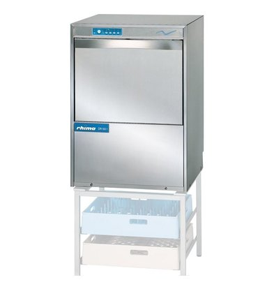 Rhima Dishwasher | RHIMA DR50i PLUS | Choice 230 / 400V | Incl. Break Tank and Naspoelverhogingspomp