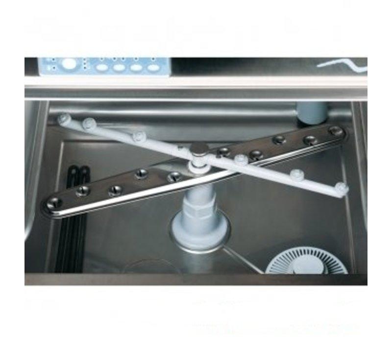 Rhima Vaatwasmachine   Rhima DR50i PLUS   Keuze 230/400V   Incl. Breaktank en Naspoelverhogingspomp