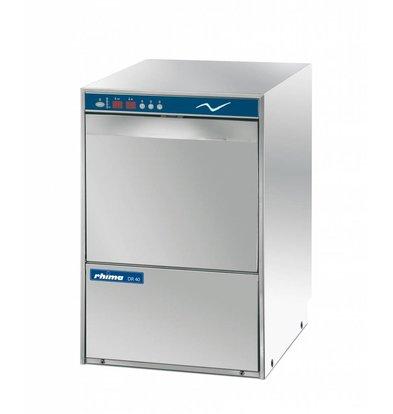 Rhima Glasswasher 40x40cm | RHIMA DR40E Plus | Compact Model | 450x530x720mm