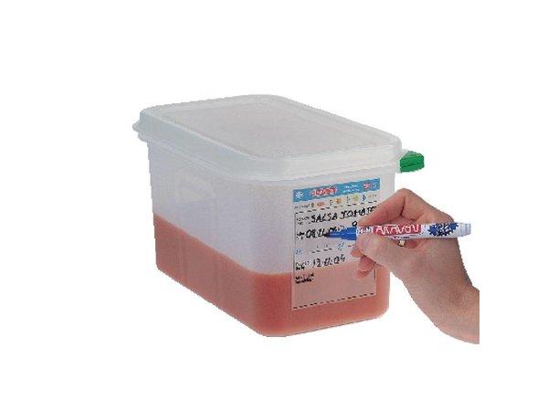 Araven Markeerpen Araven | voor Voedselcontainers