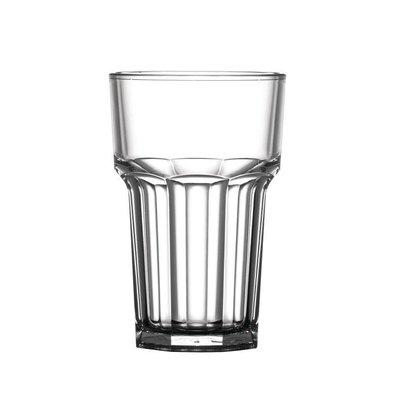 BBP Glas Polycarbonaat | 280ml | 36 Stuks