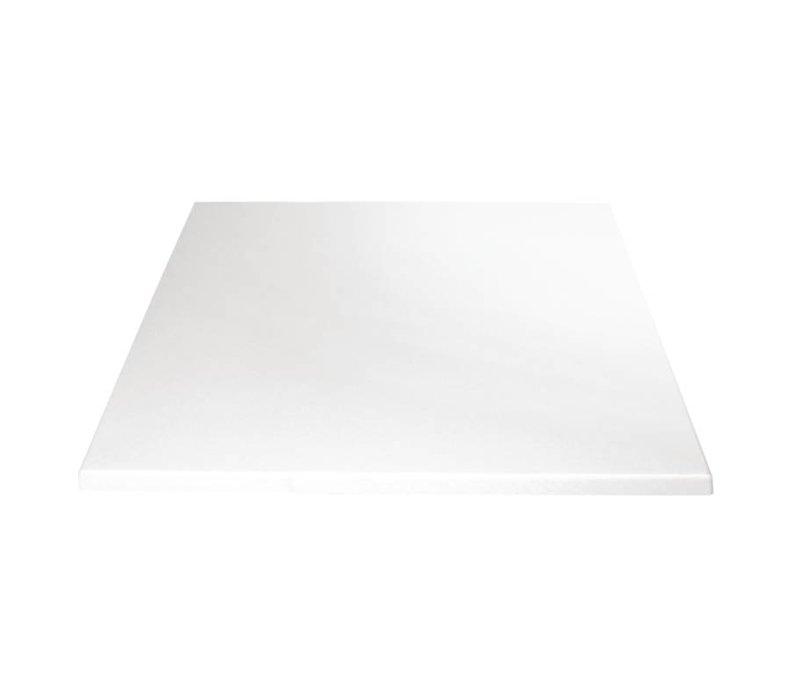 Bolero Tafelblad Bolero   Wit   70x70cm