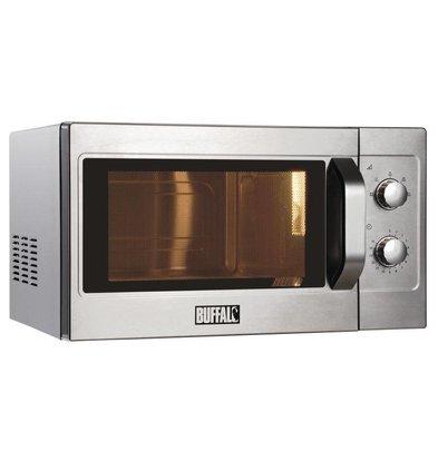 Buffalo Microwave CMWO Manual   1100W   26 liters