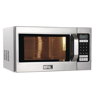 Buffalo Microwave CMWO Programmable   1100W   26 liters
