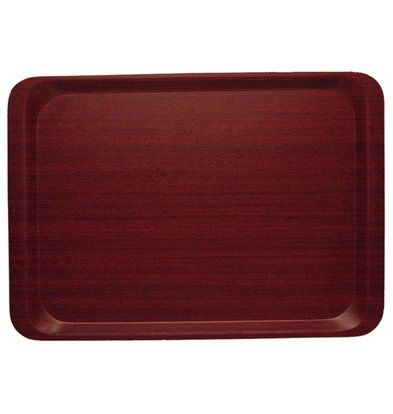 Cambro Dienblad Mahonie | Medium 330x430mm