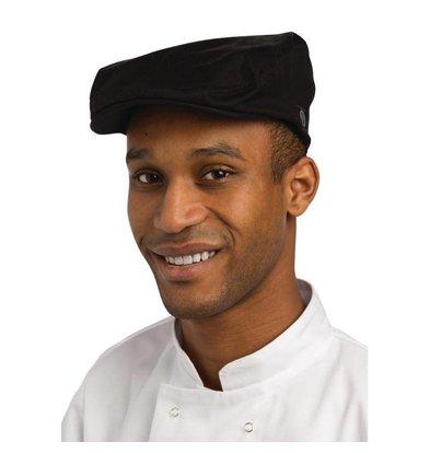 Chef Works Pet met Zweetband   Zwart   Maat S/M