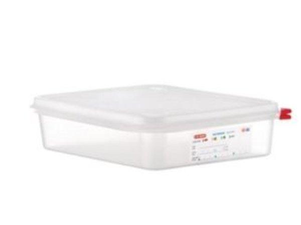 Araven Voedselcontainer GN 1/2 | Araven | 4 ltr | 4 Stuks