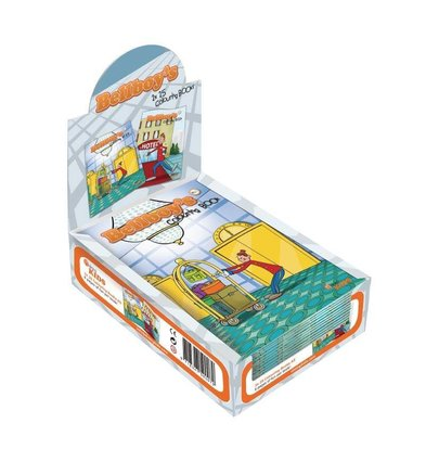 Dining Kids Kleurboek Bellboy | Dining Kids  | Verpakt per 50