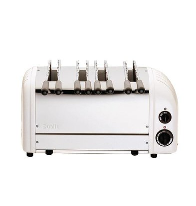 Dualit Tosti device White   4 Slots   Dualit   up to 80 slices p / u