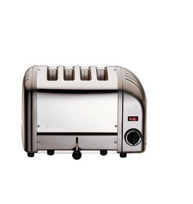 Dualit Toaster Gray   4 Slots   Dualit   Up to 130 slices p / u