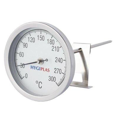 Hygiplas Vleesthermometer Hygiplas | 0 tot +300°C