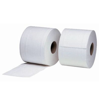 Jantex Toiletrollen | Wit 2-laags | Jantex | 36 Rollen x 320 Vellen