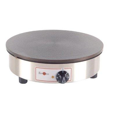 Krampouz Crepesapparaat Elektrisch | 3kW | Ø400mm