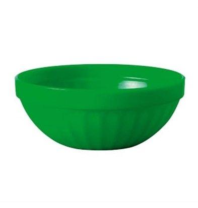 Kristallon Fruitschaaltje Groen   210ml   Per 12 Stuks