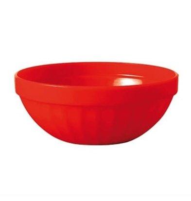 Kristallon Fruitschaaltje Rood   210ml   Per 12 Stuks