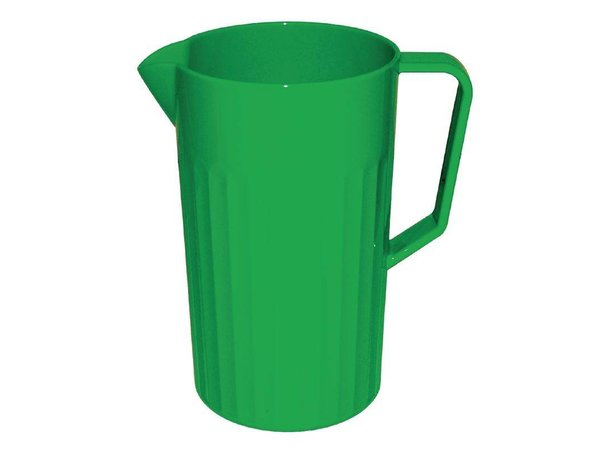 Kristallon Schenkkan Groen | Polycarbonaat | 1,1 Liter