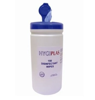 Hygiplas Antibacteriële Doekjes | Pak 150 Doekjes