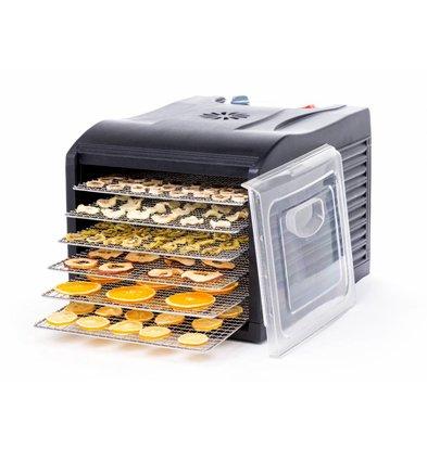 Hendi Food dryer with stainless steel racks 6