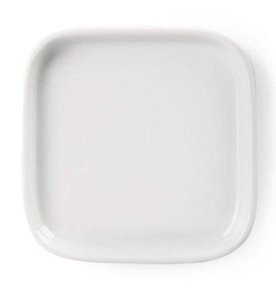 Olympia Amuse Schaaltje | Wit Porselein | 95x95mm | 12 Stuks