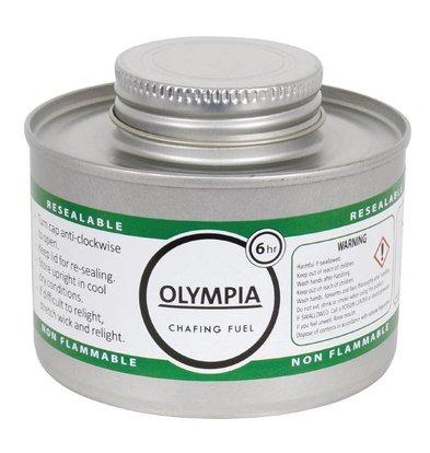 Olympia Chafing Brandpast 6 uur | 12 Stuks
