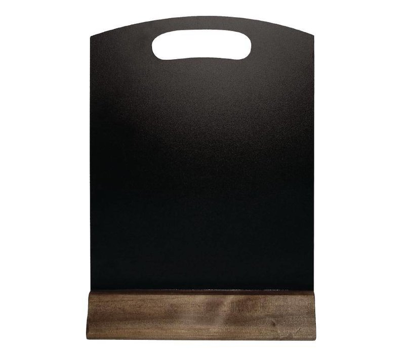 Olympia Tafelbordje | Melamine Schrijfbord | 150x230mm