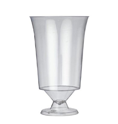 Plastico Disposable Wijnglas | 180ml | Per 10 Stuks