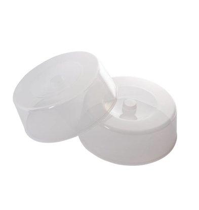 APS Bordendeksel Plastic | Ø300mm | 2 Stuks