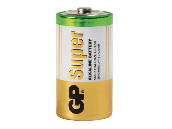 XXLselect Alkaline C-Batterijen   2-Pack