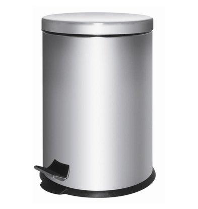 XXLselect Pedaalemmer RVS   5 Liter