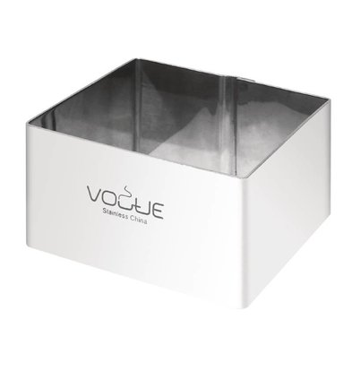 Vogue Moussering Vierkant | 60x35mm