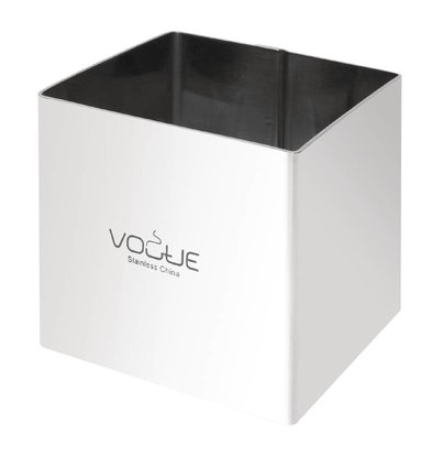 Vogue Moussering Vierkant | 60x60mm