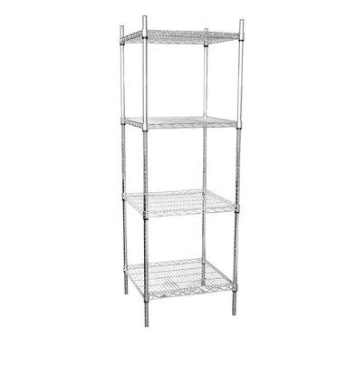Vogue Storage rack 4 shelves | 61x61x (h) 183cm