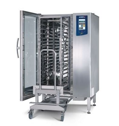 Leventi Bake-off Oven Leventi YOU 15 Roll-in | 15x EN 40x60 | Gas 18kW | Incl. Onderstel en Trolley | 899x831x1855(h)mm